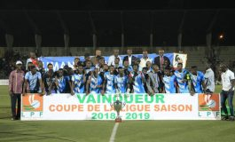 Football : Le LYS remporte la finale de la coupe de la ligue