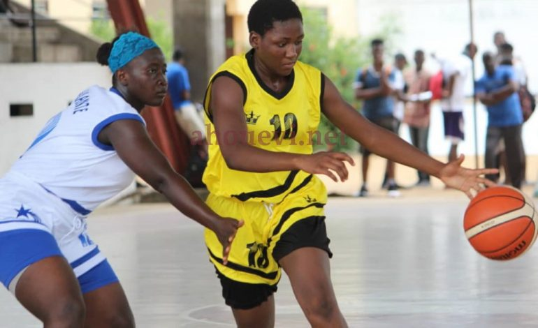 Basketball : Dyto, Fighters, Modèle, et Swallows gagnent