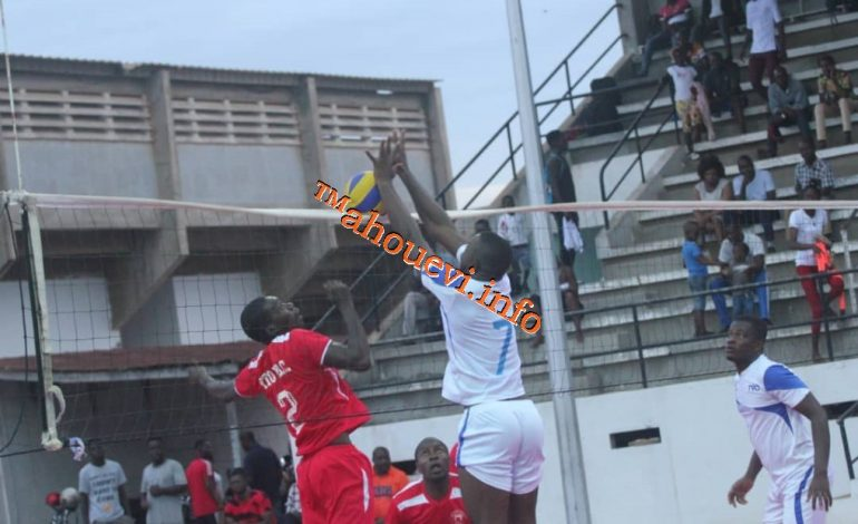 Volleyball/J7 : Dyto et Police toujours invaincus