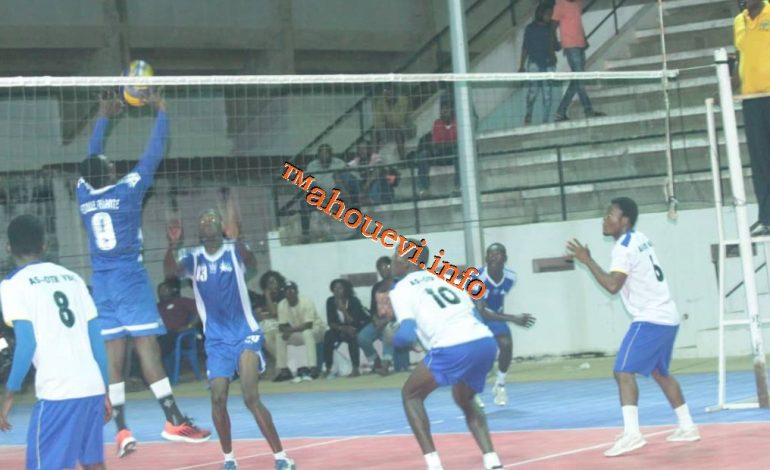 Volleyball/J9 : l'AS OTR gagne le match au sommet