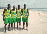 Volleyball / Eliminatoires JO Beach : le Togo à la phase zonale