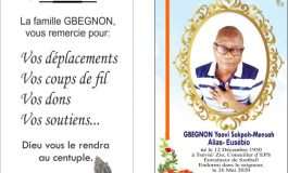Football / Gbegnon Sokpo : un éducateur hors pair