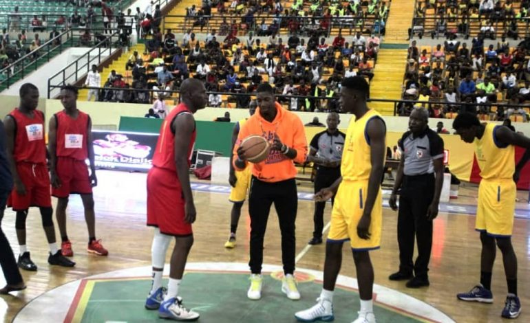 Basket-ball / Mali : lancement officiel de la Fondation Cheick Diallo