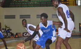 Basketball / Mali - Championnat national de basket-ball / l'AS Police Hommes et Dames dominateurs.